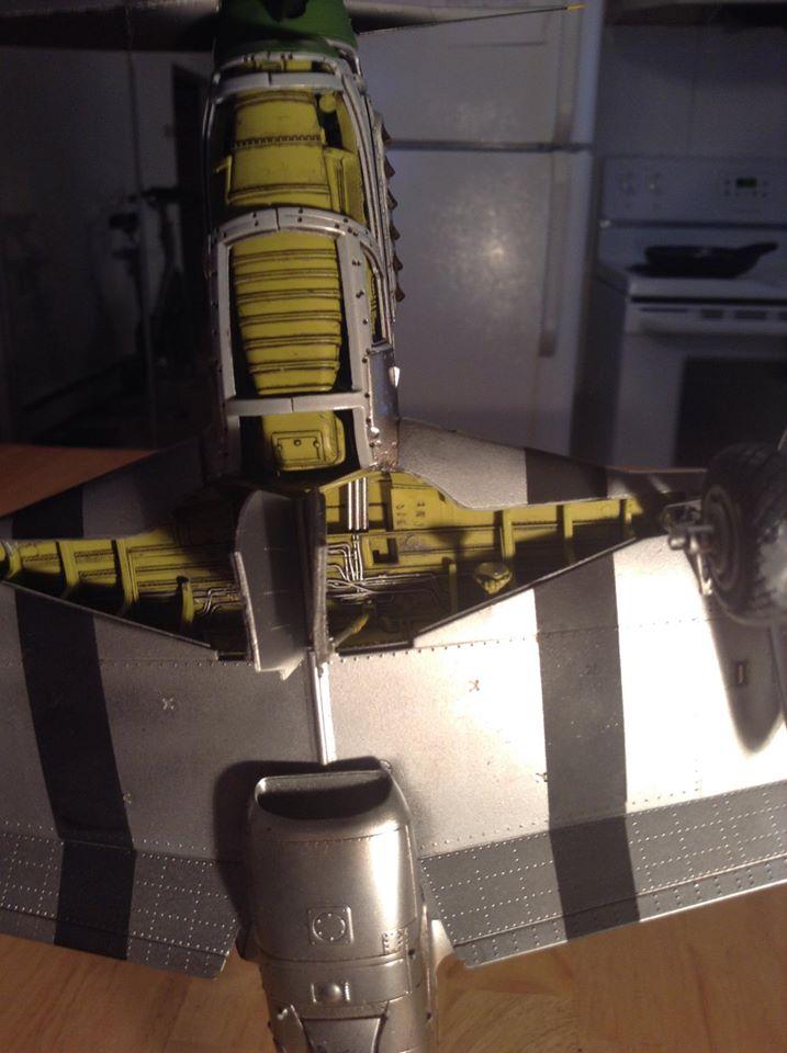 MUSTANG P-51 D/K ZOUKEI-MURA 1/32 11174310