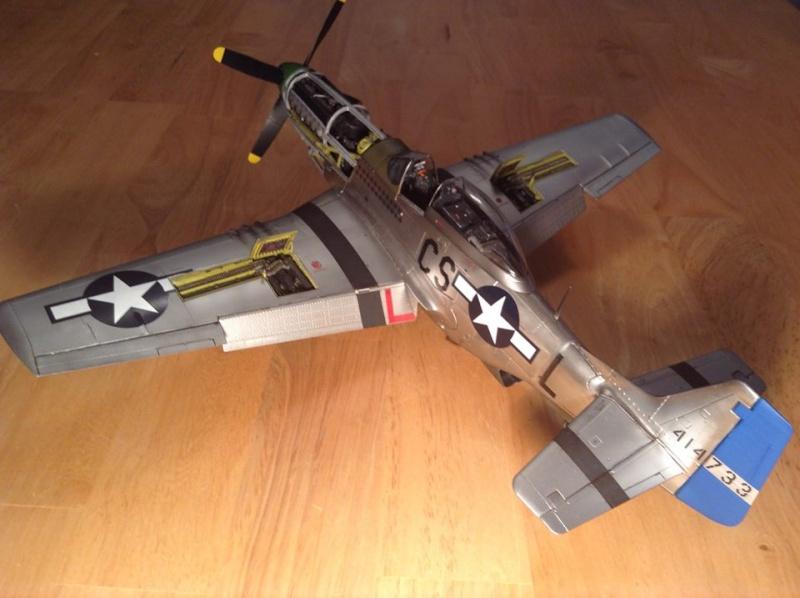 MUSTANG P-51 D/K ZOUKEI-MURA 1/32 11182110