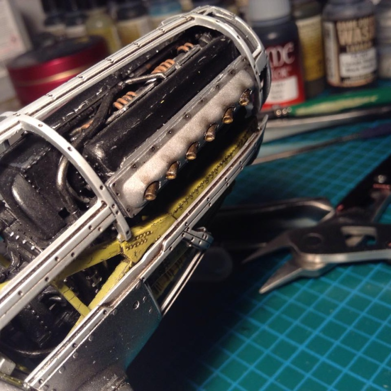 MUSTANG P-51 D/K ZOUKEI-MURA 1/32 - Page 7 11186310