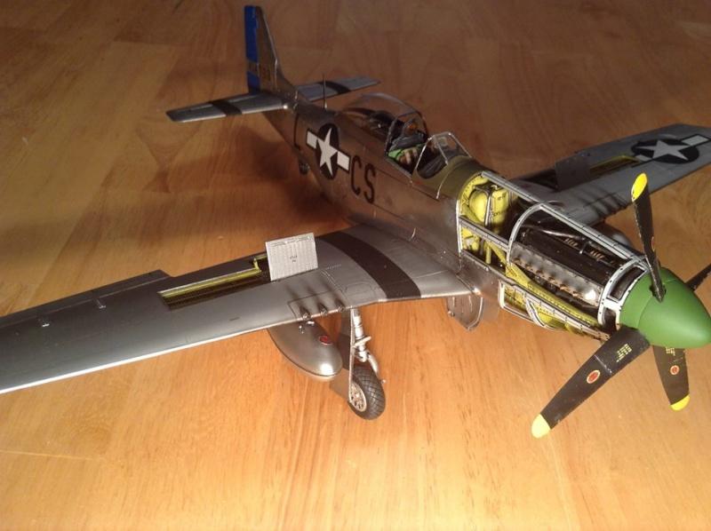 MUSTANG P-51 D/K ZOUKEI-MURA 1/32 11188210