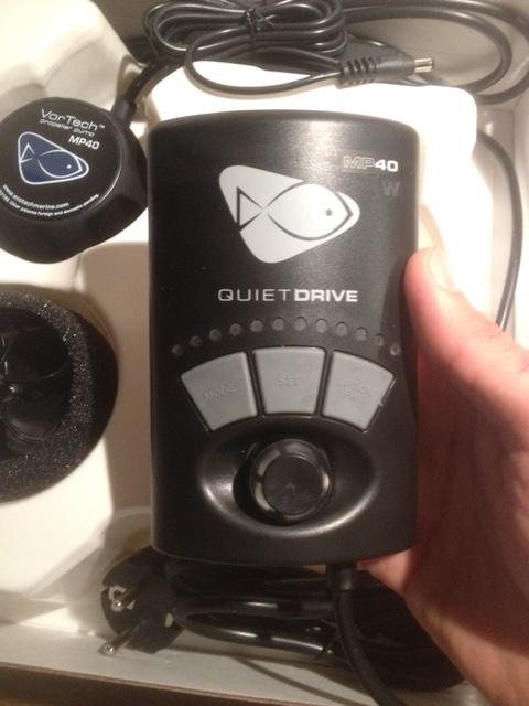 Ecotech annonce des nouvelles pompes Quiet Drive, j'en veux  Img_5527