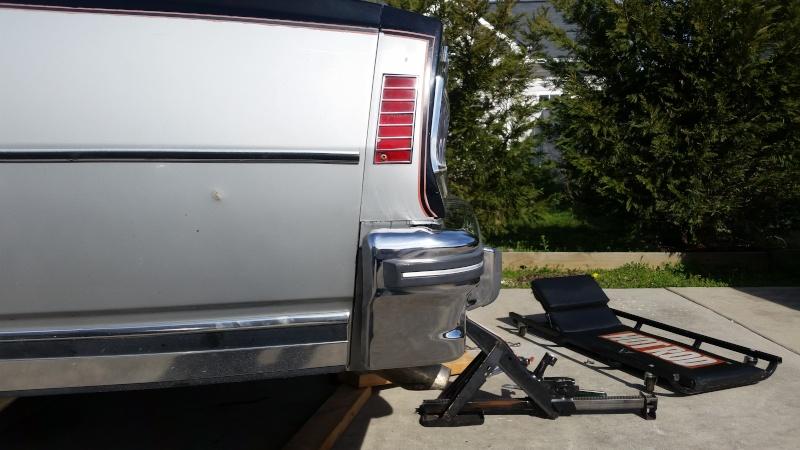 Bumper tuck  20150316