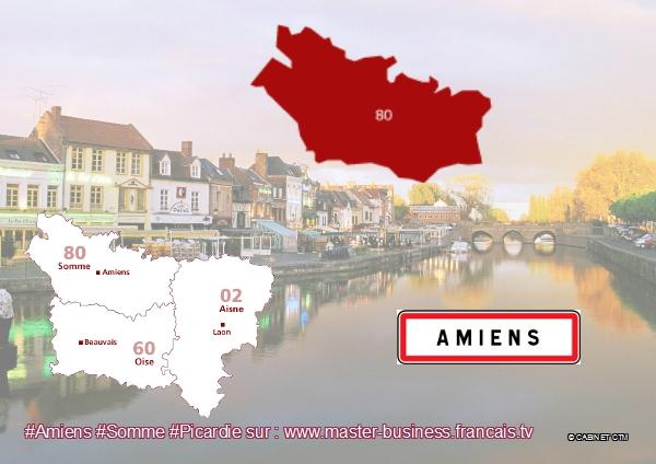 #TMCweb3 #MasterBusinessF : #Amiens : Elle découvre son visage sur une publicité du #PèreDodu 1_amie12