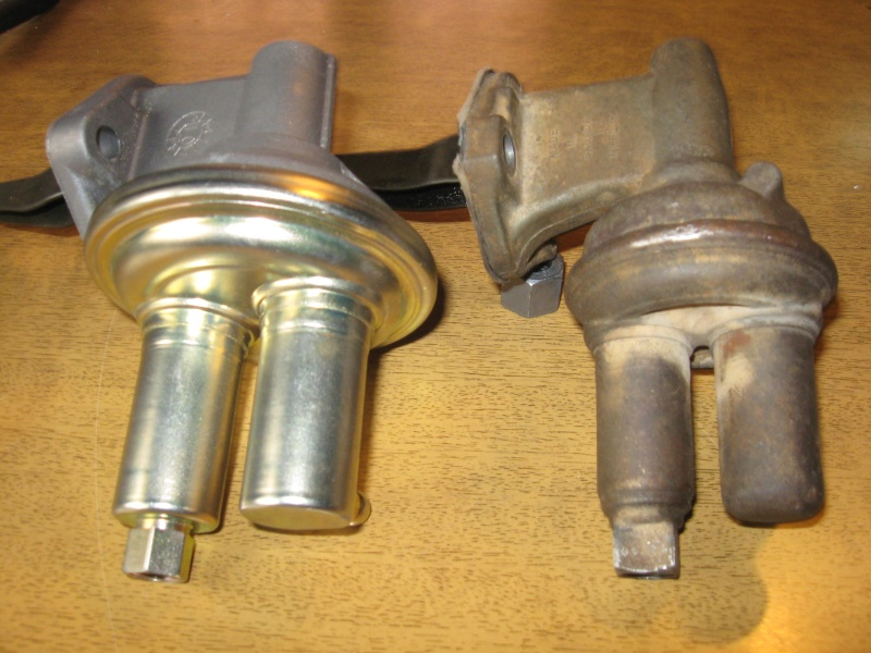 pompe à essence défectueuse remplacement catastrophique Img_0328