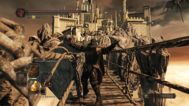 HE'S BACK (Dark Souls 2) Legend never dies ! 2015-017
