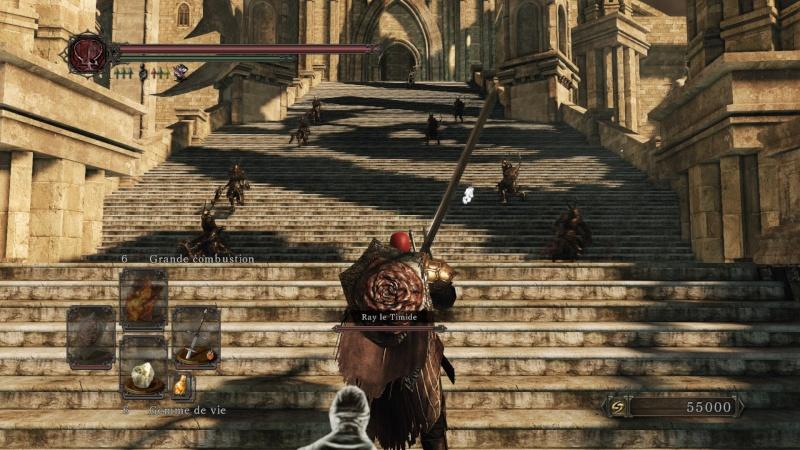 HE'S BACK (Dark Souls 2) Legend never dies ! 2015-018
