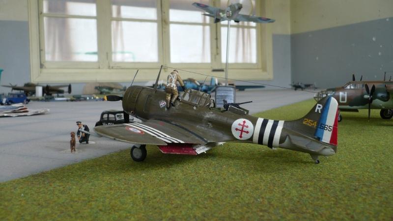"Douglas A-24 Banshee du 1/18 ""vendée"" (projet AA) P1180113"