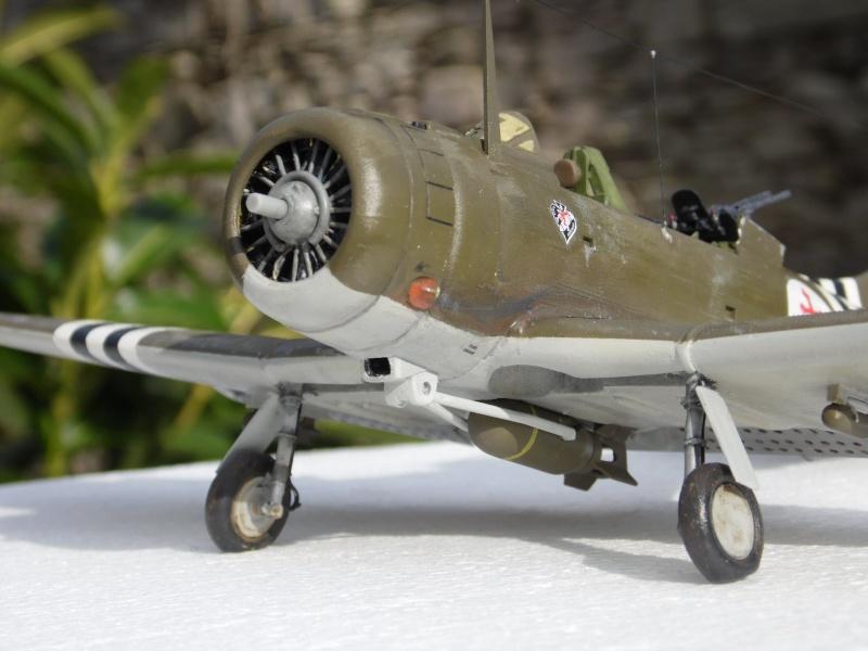 A-24 banshee (kit revell - 1/48 du sdb dauntless ) - Page 8 Sam_0553