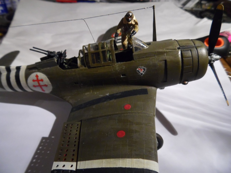 A-24 banshee (kit revell - 1/48 du sdb dauntless ) - Page 8 Sam_0569