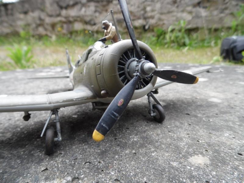 A-24 banshee (kit revell - 1/48 du sdb dauntless ) - Page 8 Sam_0580