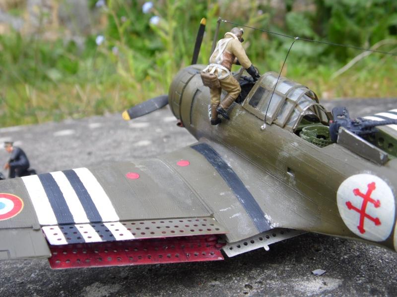 """Douglas A-24 Banshee du 1/18 """"vendée"""" (projet AA) Sam_0584"""
