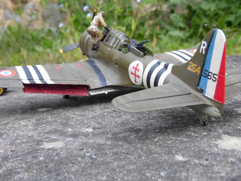 """Douglas A-24 Banshee du 1/18 """"vendée"""" (projet AA) Sam_0585"""