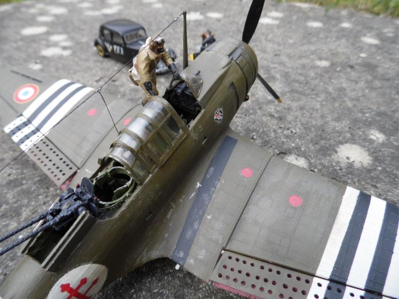 """Douglas A-24 Banshee du 1/18 """"vendée"""" (projet AA) Sam_0586"""