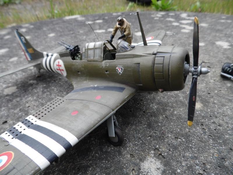 """Douglas A-24 Banshee du 1/18 """"vendée"""" (projet AA) Sam_0588"""