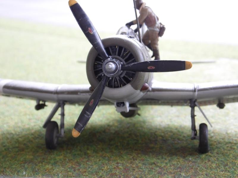 """Douglas A-24 Banshee du 1/18 """"vendée"""" (projet AA) Sam_0591"""