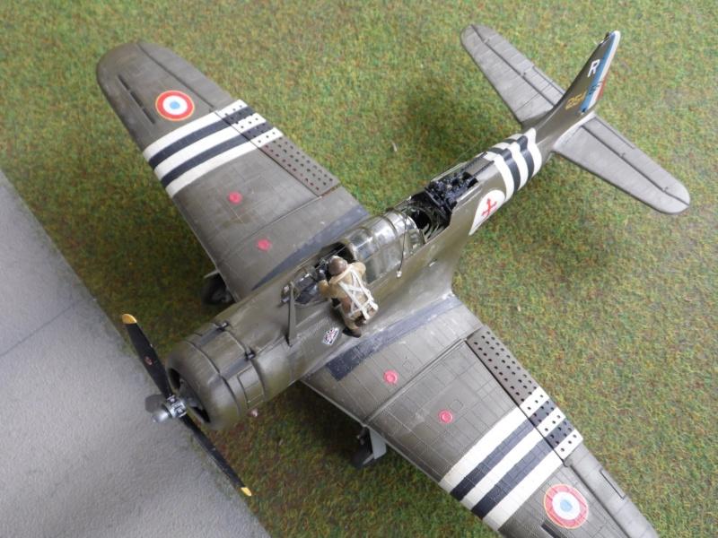"""Douglas A-24 Banshee du 1/18 """"vendée"""" (projet AA) Sam_0595"""