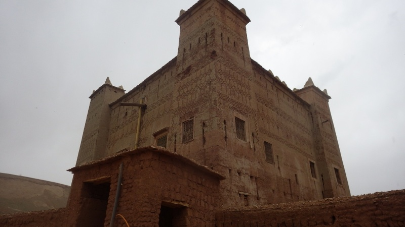 Lhot (Bou Tgharar), Kasbah Taourirte Imgp8711