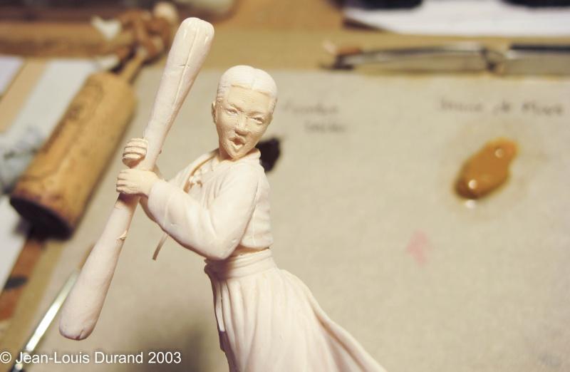 The little bride's groom, 1900 - SOL MODELS C295 - 90mm - Huile et acrylique Img_6119