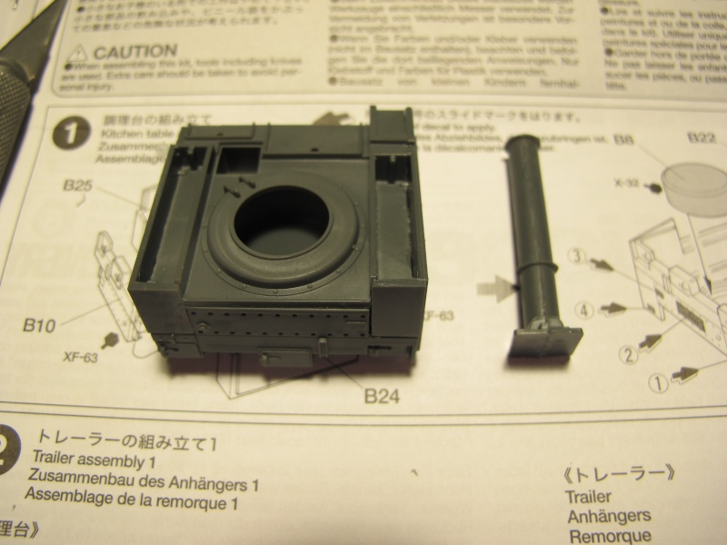 Opel Maultier - ITALERI 221 - 1/35 + conversion DNEPRO MODELS - Page 4 Img_6331