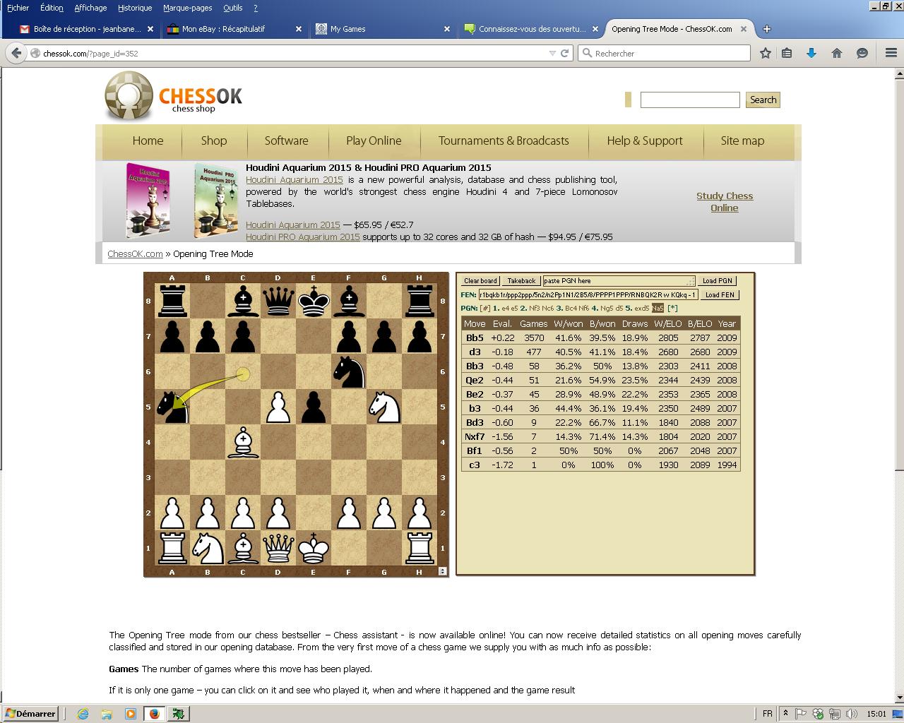 Connaissez-vous des ouvertures ou des variantes d'ouvertures qui font perdre la boule à vos adversaires? Captur11