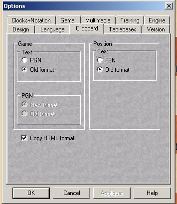 Insertion d'une image directement en collant une FEN Diag10
