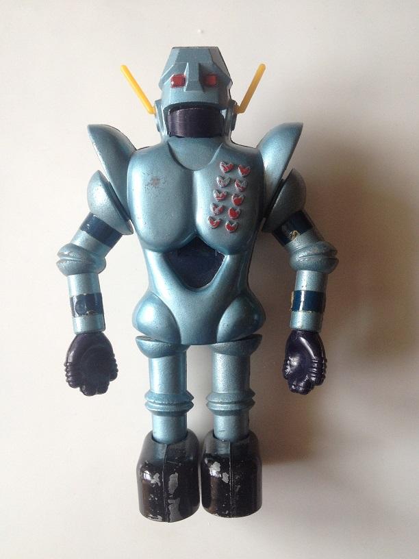Robocon Gantsu Sensei Popy GA-15 loose Made in Japan Img_3710