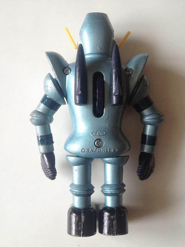 Robocon Gantsu Sensei Popy GA-15 loose Made in Japan Img_3711
