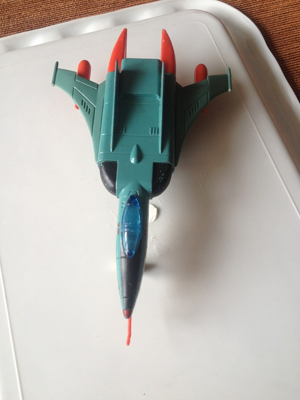 Yamato (Star Blazers) Cosmo Tiger - Nomura Made in Japan Img_3726