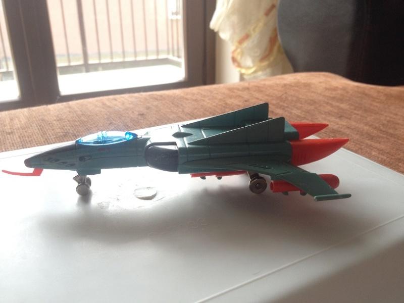 Yamato (Star Blazers) Cosmo Tiger - Nomura Made in Japan Img_3727