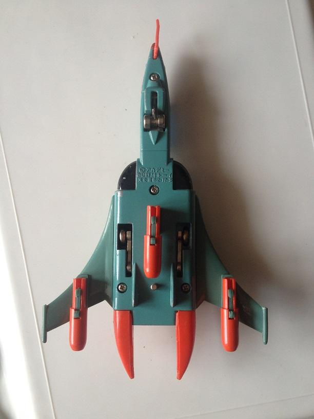 Yamato (Star Blazers) Cosmo Tiger - Nomura Made in Japan Img_3731