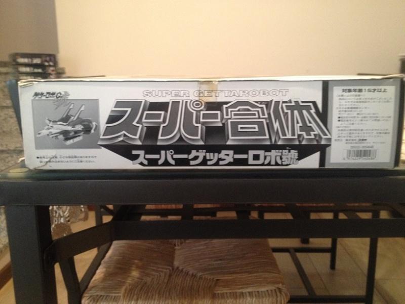 Super Getter Robot Go - Dx YUTAKA Black Version Img_3745