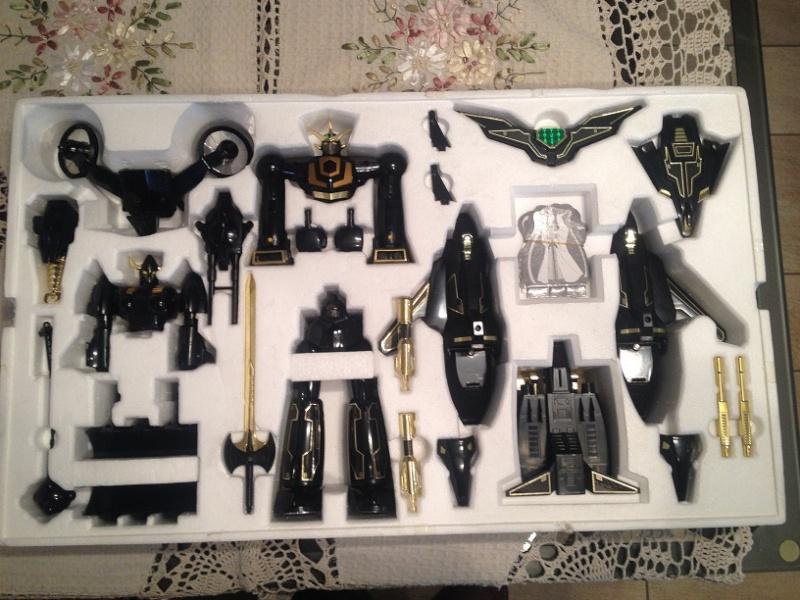 Super Getter Robot Go - Dx YUTAKA Black Version Img_3750