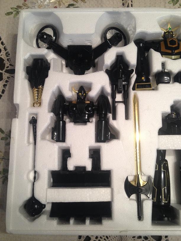 Super Getter Robot Go - Dx YUTAKA Black Version Img_3751