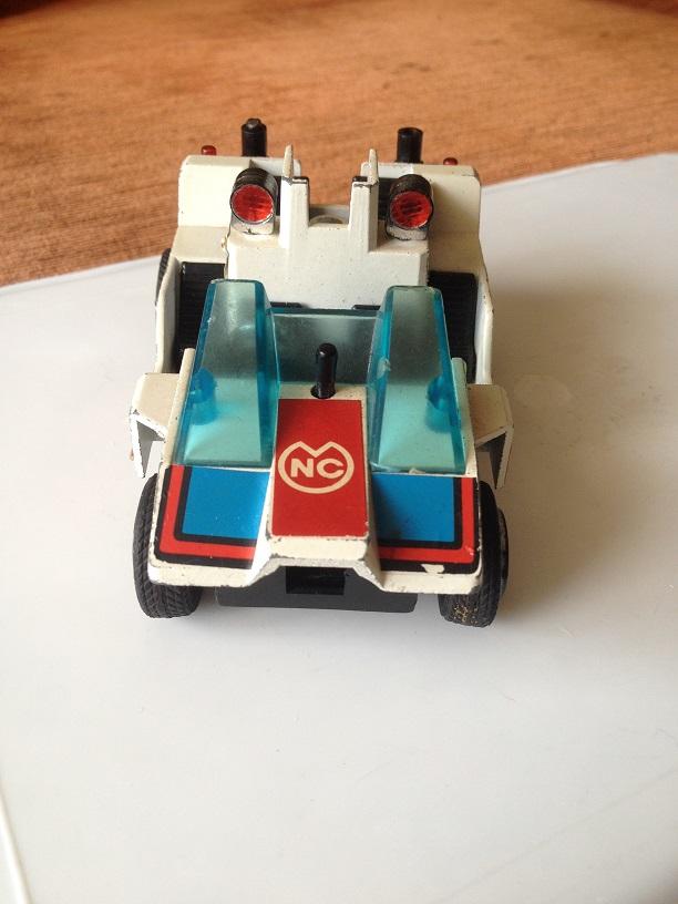 Captor Car - Ninja Captor Popy PA-95 Made in Japan Img_4026