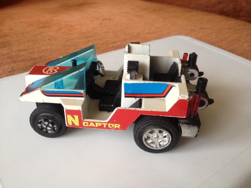Captor Car - Ninja Captor Popy PA-95 Made in Japan Img_4027