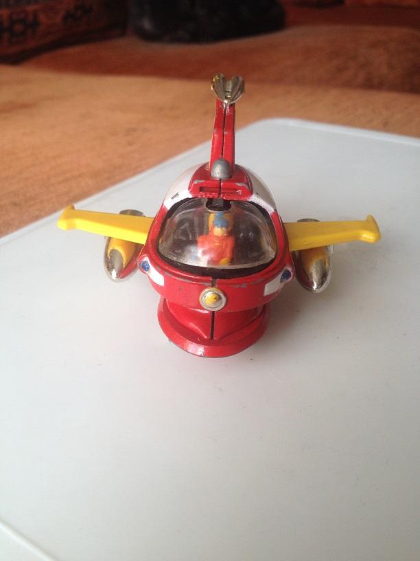 Mazinga Z Jet Pilder Popy PA-30 Made in Japan - BELLO!!! Img_4216