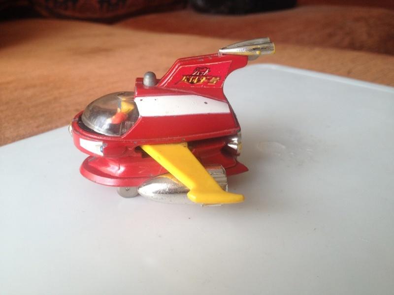 Mazinga Z Jet Pilder Popy PA-30 Made in Japan - BELLO!!! Img_4217