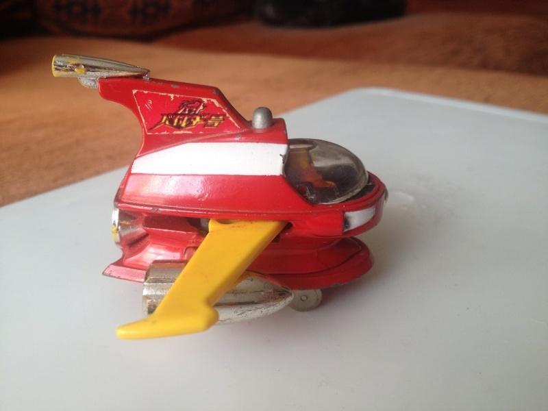 Mazinga Z Jet Pilder Popy PA-30 Made in Japan - BELLO!!! Img_4219