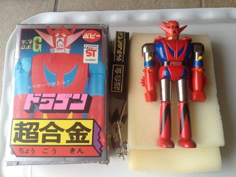 Getter Dragun / Getta Dragon Popy GA-10 Made in Japan Img_4313