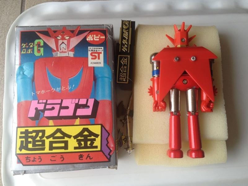 Getter Dragun / Getta Dragon Popy GA-10 Made in Japan Img_4314