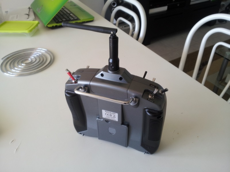 Radio specktrum dx6i Dx6i311