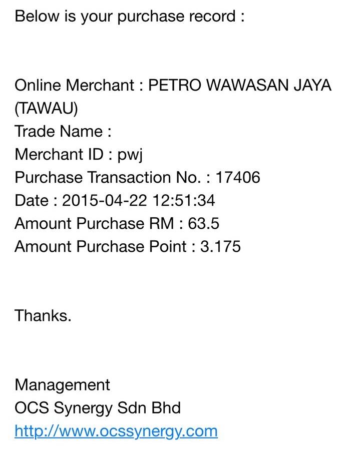 RM60.00 JADI RM6 JUTA Petron11