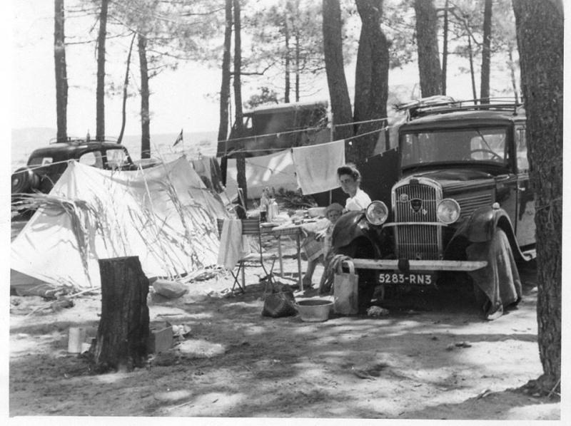 au camping en 201 11025610