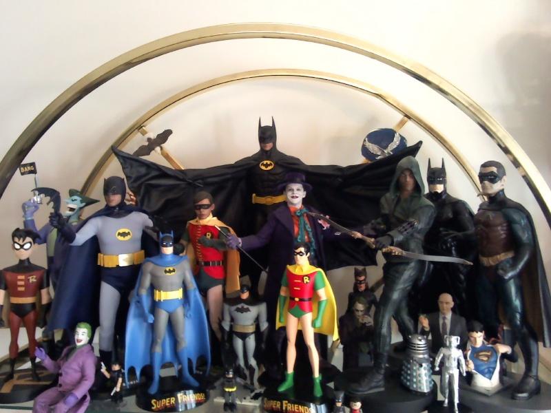 The Figures of DC Comics. 15020710