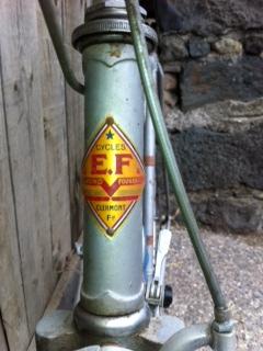 """""""EF """"  edmond fougerousse course 1946-52 Photo_10"""