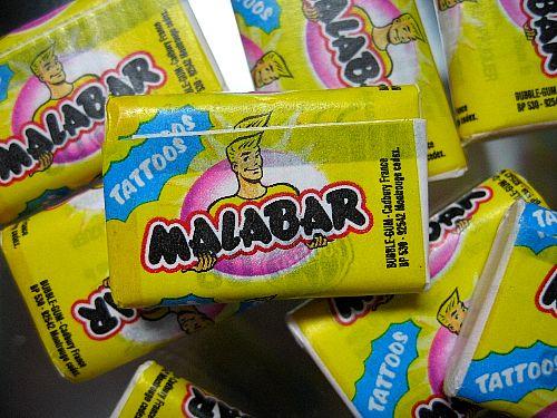 Les bonbons de ma jeunesse. A_mala10