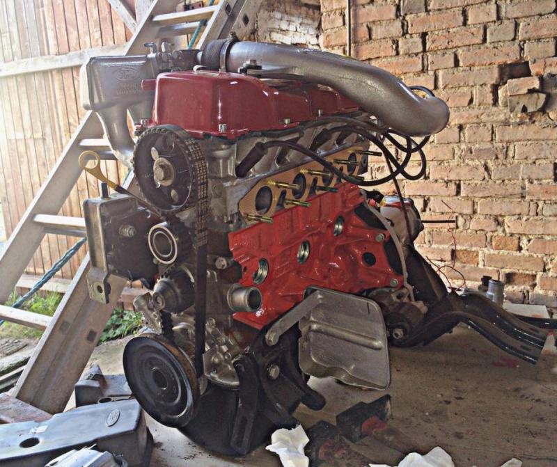 Restauration escort rs turbo 90 - Page 8 10393910
