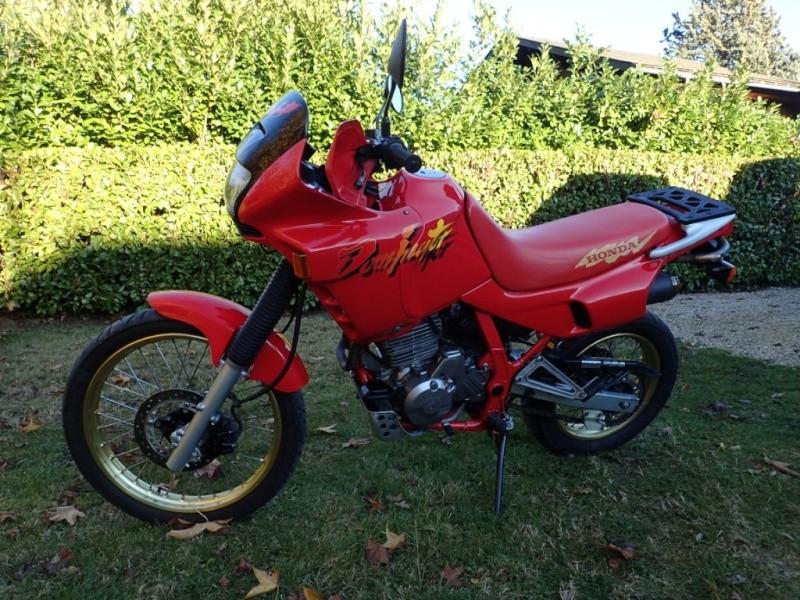 Une autre Honda Dominator Pc210012