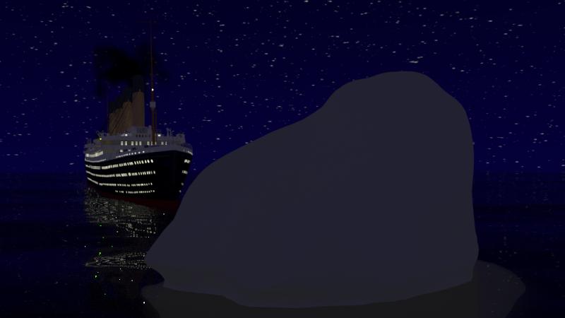 Titanic sous Blender - 21PhilC1 - Page 4 Iceber10