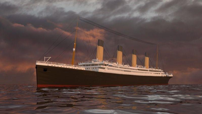 Titanic sous Blender - 21PhilC1 - Page 3 Titani10